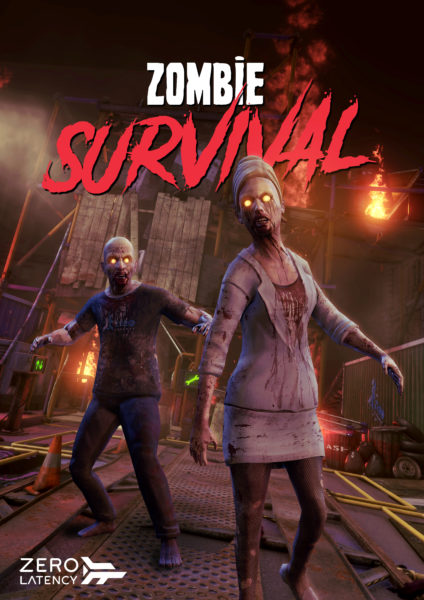 Zombie Survival Zero Latency Singapore Virtual Reality